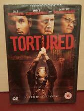 Tortured (DVD, 2008) NEW SEALED