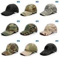 Men Tactical Baseball Cap Military Army Camouflage Operator Hat Airsoft Cap Hot
