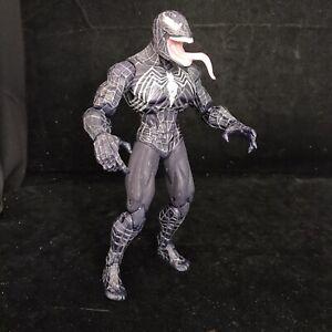 "Purple VENOM 10"" Action Figure Hasbro Marvel Vintage SPIDER-MAN 2006 Toy"