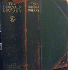The Lincoln Library of Essential Information(1924)