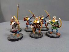 Warhammer Age of Sigmar Bretonnian Metal Peasant Archers