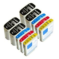 10x cartuchos para HP 940XL Set Officejet Pro 8000 empresa 8500a Premier Plus