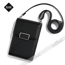 For iPhone XS Max XR Mini Cross-body Shoulder Bag Case Belt Handbag Purse Wallet
