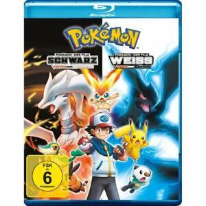 Pokémon - Der Film: Schwarz - Victini und Reshiram / Weiß BR NEU OVP