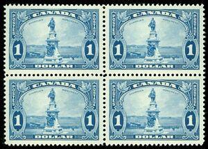 CANADA : 1935. Unitrade #227 Blk of 4. Well centered, Fresh & VF MNH. Cat $600.