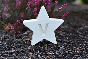 Personalized Wood Star Decor New Baby Gift Engraved Christmas Ornament Decor