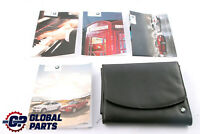 BMW 1 Series E82 E88 Service Booklet Owner's Handbook Books Set Wallet Case