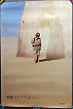 "Original 1999 Star Wars Episode I Movie Poster 27"" x 39"" (MFPO-22)"