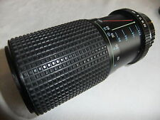 Camera lens for PENTAX SLR 80-200mm f 1:4,5 TOKINA OKfor PETRI CHINON PK fit R32