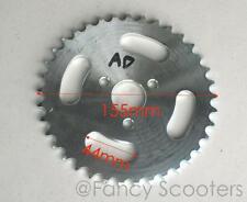 37 Teeth ATV Rear Sprocket  AD for 420 Chain, Bolt Pattern 3, X-8 Pocket bike