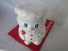 Nelson McCoy Bobby Baker Vintage Pillsbury Dough Boy Cookie Jar Great Condition