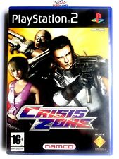 Crisis Zone PAL/EUR PS2 Promo Retro Playstation Videojuego Videogame Mint State