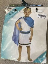 Age 7-9 Ceaser Costume
