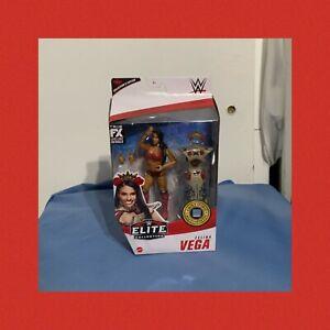 WWE Mattel Zelina Vega Elite Collection 84 Figure