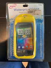 Aryca WS12B Aryca Tide Waterproof Case fits Smartphones - 1 Pack - Retail Pack
