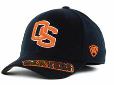 Oregon State Beavers Tow Dog Tag Black & Camo Flex Fit Ncaa Cap Hat