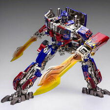 Hot Sale WEI JIANG Transformers Magnified alloy SS05 Optimus Prime Commander2020