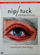 NIP / TUCK -DYLAN WALSH - COMPLETE FIRST SEASON - (5) DVD BOX SET - STILL SEALED