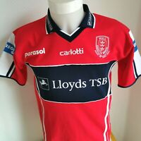 maillot de rugby du KINGSTON ROVERS HULL  carlotti taille 13/14 ans