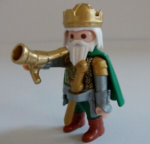 Playmobil Series 9 Dwarf King Figure