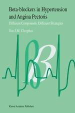 Beta-Blockers in Hypertension and Angina Pectoris: Different Compounds-ExLibrary