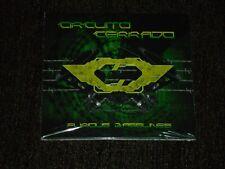 Circuito Cerrado Furious Basslines (CD, 2019, Alfa Matrix) sealed