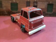 Classic 1:64 Scale ToostieToy Tractor Truck. Great Project. Red 00004000