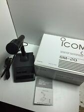 Microfono Base Icom IC SM 20