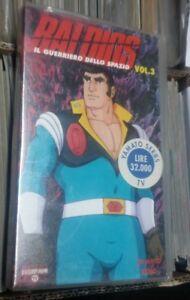BALDIOS Vol. 3 - YAMATO VIDEO - VHS