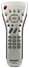 Sharp Ga 074 WJSA Control Remoto Original Genuino