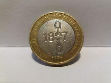 1807 slave trade £2 pound coin rare 2007