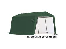 ShelterLogic Replacement Cover Kit 10x15x8 Shed 21.5oz Pvc 90526 805450 Green