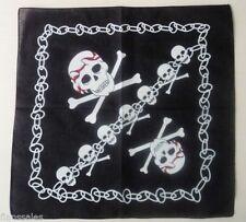 Écharpes et châles bandanas noir pour femme