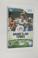NINTENDO WII GRAND SLAM TENNIS NEW FACTORY SEALED SHIPS SAME DAY