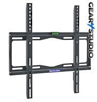Slim Mount Wall Bracket Flat LCD LED TV Sizes 26-55 fits Samsung LG 45Kg