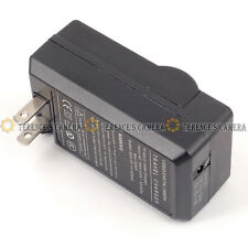 Battery Charger For SAMSUNG SLB-10A WB800F WB750 WB201F WB550 PL60 PL65 PL70 etc