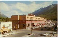 c1970 Banff Alberta Canada New Mount Royal Hotel