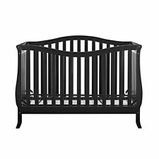 Harriet Bee Eleada 2-in-1 Convertible Crib