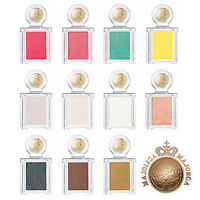 [SHISEIDO MAJOLICA MAJORCA] Customize Powder Eyeshadow 1g JAPAN NEW