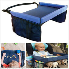 Kids Travel Play Tray Table Baby Car Seat Pushchair Snack Drawing Board  Pram