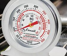 Escali Oven Thermometer Classic Temperature Gauge NSF Commercial Quality AHO1