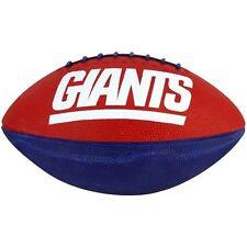 New York Giants Swarovski Crystal Stoned Football
