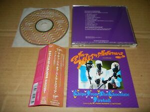 """XTC The Dukes Of Stratosphear """"Chips From The Chocolate Fireball"""" Japan CD w/OBI"""