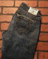 True Religion Straight Leg Jeans Women's Size 28