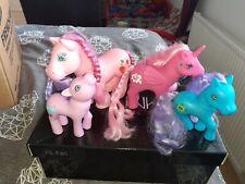 4 X Pony Toys Asda Brand