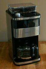 Ambiano Kaffeemaschine mit Mahlwerk 1,5 Liter - WIE NEU - Kaufdatum 14.12.2020