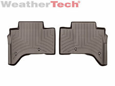 WeatherTech FloorLiner for Land Rover Range Rover - 2013-2017 - 2nd Row - Cocoa