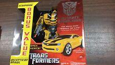 Transformers ULTIMATE Bumblebee MOVIE  BONUS PACK Brawl Scorponok NEW
