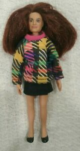 Full House Aunt Becky Doll 1992 Lorimar TV Show 6 Inch Vintage Lori Loughlin