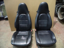PORSCHE BOXSTER 986 METROPOLE BLUE SEATS